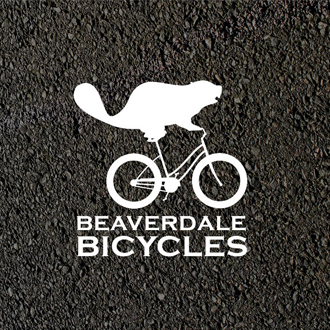 Beaverdale Bicycles Logo and Website Design