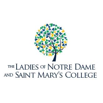 The Ladies of Notre Dame Logo Design