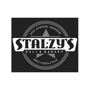 Stalzy's Deli Logo Design