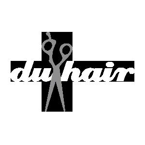 Du Hair Logo Design